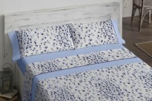 Juego de sábanas 693 Azul