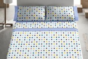 Juego de sábanas 465 Azul