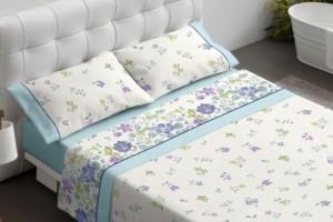 Juego de sábanas 695 azul