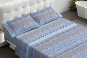 Juego de sábanas 470 Azul