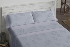 Juego de sábanas 697 azul