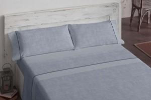 Juego de sábanas 698 azul