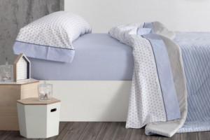 Juego de sábanas 471 azul