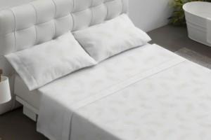 Juego de sábanas 395 Blanco