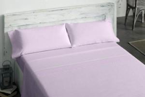 Sábanas de franela premium 555 rosa