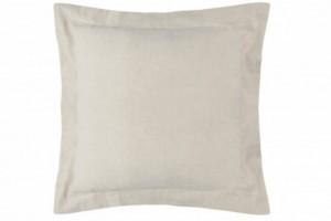 Cojín tejido de lino 103 Beige de Burrito Blanco