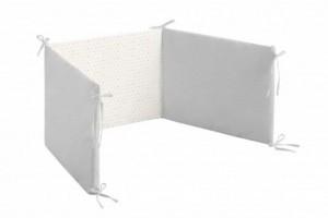 Chichonera cuna y maxicuna 012 Multicolor de Burrito Blanco