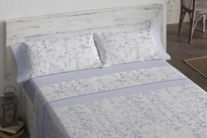 Sábanas de franela premium 560 azul