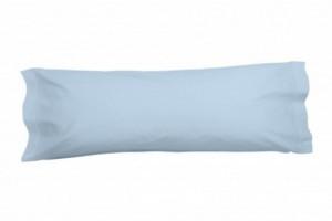 Funda de almohada suelta  Azul Claro Puzzle