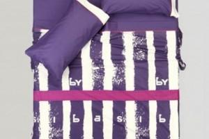 Juego sábanas color Lila/Morado 005