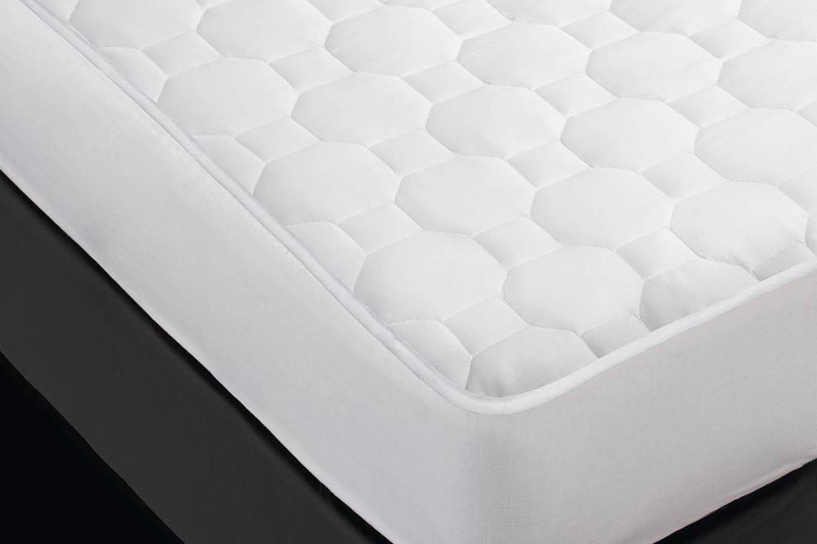 protector de cama doble