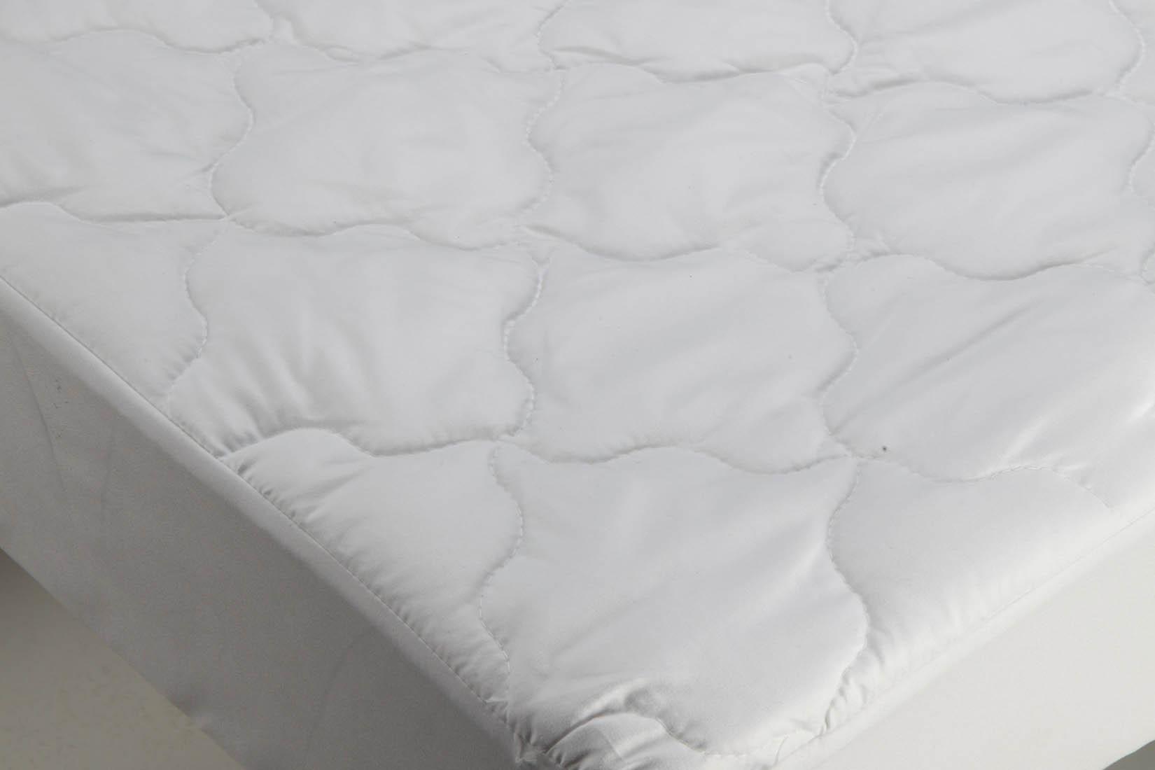 protector cama acolchado