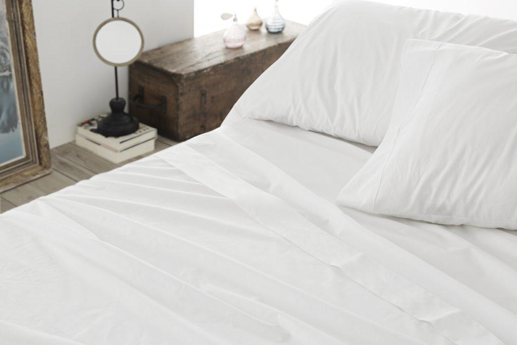 sábana lisa blanca - Burrito Blanco